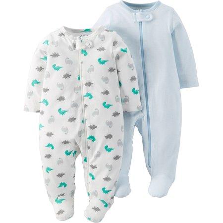 88794806cb Child Of Mine by Carter s Newborn Baby Boy Sleep N Play