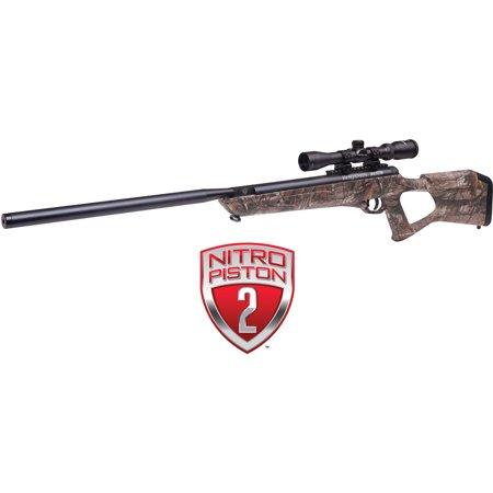 Benjamin Trail NP2 Realtree Camo  22 Caliber Break Barrel Air Rifle with  Scope, 1100fps
