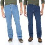 blue arctic jean fit comforter genuine mens flex men dp store waistband amazon wrangler comfort clothing at s