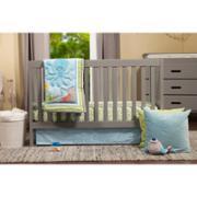 Baby Mod Ava 4-Piece Nursery Set, Gray - justdealsstore.com